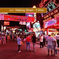 Hotel Goad Star @ Walking Street Pattaya