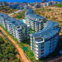 Aqua residence holiday apartment close to sea with a stunning view.
