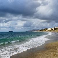 Frente al Mediterráneo en Carboneras