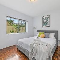 Parramatta Apartment with Backyard