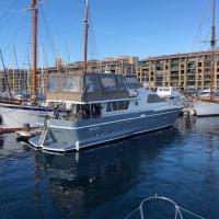 Yacht Cyos Marseille