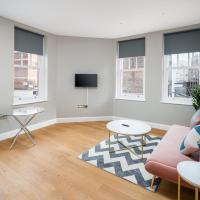 Elegant 1 bed flat in Marylebone