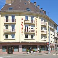 Hôtel Champ' Alsace Centre