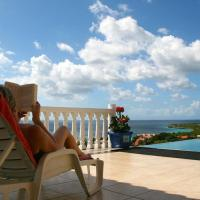 Villa zeezicht Curacao