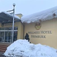 Family Apartments Wellness & Spa Lipno Lake
