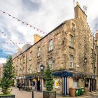 Stylish Rose Street Apt - Heart of City Centre (sleeps 6)