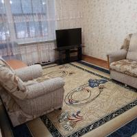 Apartment on Al-Farabi, 43