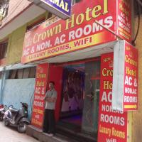 New Crown Hotel (200m from Sarvate Bus Stand)