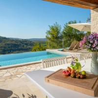 Beleticev Breg Villa Sleeps 6 Pool Air Con WiFi