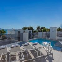 Alcudia Beach Penthouse 8pax Private pool