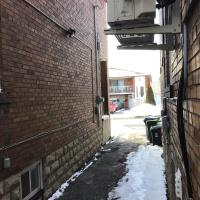 One bedroom basement apartment