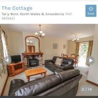 Surf Snowdonia Cottage