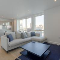 Stylish 2 Bedrooms Apartment close to DLR