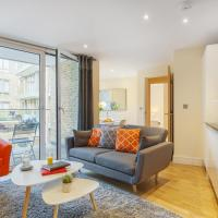Luxurious Serviced Apartment in Limehouse