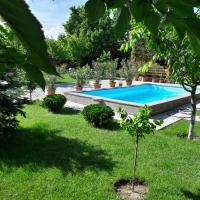 Green paradise near Erevan