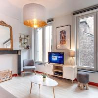 Le Cerisier - Central Apartment in Namur