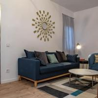 Charming, chic 2 bed near Madrid City Centre