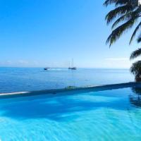 Lagoon Villa Moorea Cooks Bay