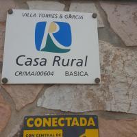 Casa rural Villa Torres&Garcia