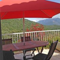 Orasi, Sartene, gîte dans villa climatisée tout confort
