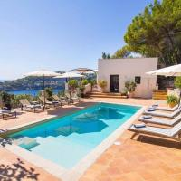 Tres Terrazas - Exclusive villa with a panoramic sea view 12 beds