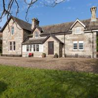 Ardveich House, large Scottish estate home with loch & hill views