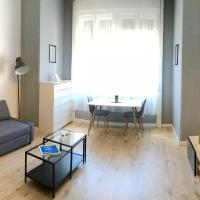 BUDAPEST4U - New apt in the central of Budapest