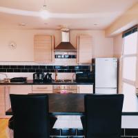 Modern Highrise Apartment