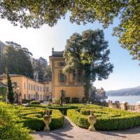 Apartment in the Amazing Park Of Villa Taverna