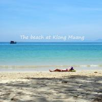 The Beach at Klong Muang