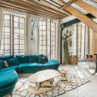 Luxury duplex - Marais