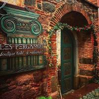 les pergamon boutige otel restourant