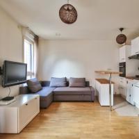 Studio with balcony ♖Château de Vincennes♖