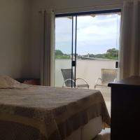 Lindo apartamento de 2 quartos em Santa Mônica com vista pro mar