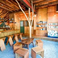 Coffee & Music Hostel LnK ( LODGING & KIN )