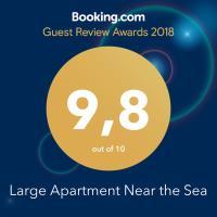 Large Apartment Near the Sea