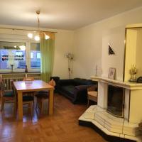 Apartment am Friedrich Ebert Park mit über 100qm Wohnfläche