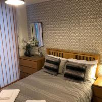 Double Bed Luxury Flat Chelsea House