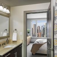 Brand New Luxury Apartment in Seaport Area