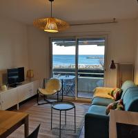 COSY APPARTEMENT FACE A LA MER
