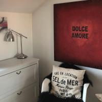 Artist atelier, 75 kvm apartment in Roskilde City