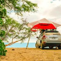 Jeep Compass 4x4 with Rooftop Tent Fully Equipped