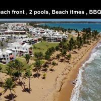 Beach front apartment next to Wyndham hotel, Rio Grande