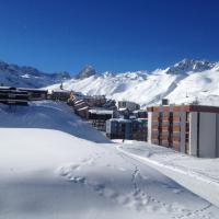 Bright & Cosy studio in Lavachet, Tignes