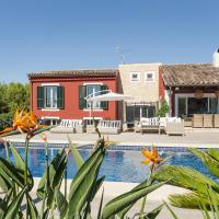 Huge Family Friendly Mallorca Villa With Pool