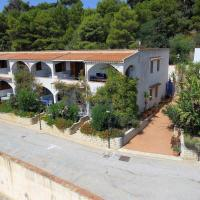 Holiday home for 5 people, 200 meters from the sea and free wi-fi