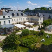 Clarion Hotel Château Belmont Tours