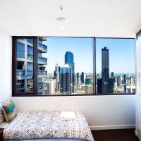 UrbanSuite Melbourne Cozy Apartment 尔本 城市精选酒店住宿