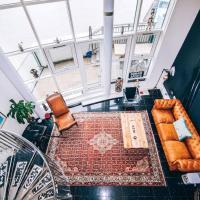 London Canary Wharf Riverside Penthouse Apartment