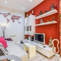 Beautiful and cozy apartment in the Puente de Vallecas area.